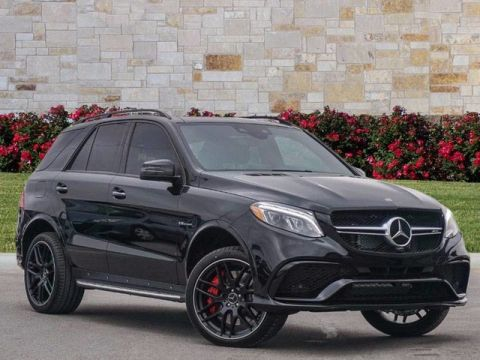 New 2018 Mercedes-Benz GLE AMG® GLE 63 S SUV