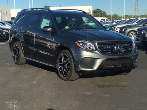 New 2017 Mercedes-Benz GLS GLS550 4MATIC SUV