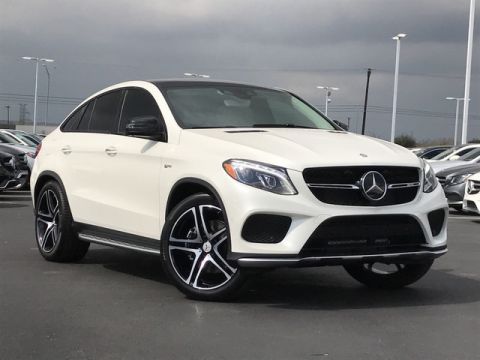 New 2017 Mercedes-Benz GLE GLE 43 AMG® Coupe Rear Wheel Drive Coupe