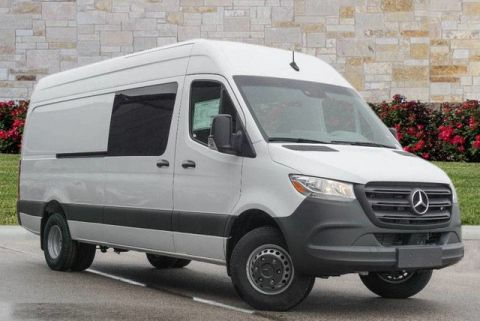 New 2019 Mercedes-Benz Sprinter 4500 Cargo Van