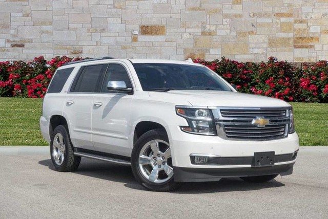 Pre-Owned 2016 Chevrolet Tahoe LTZ Nav Moon Quad