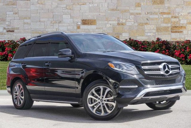 Certified Pre Owned 2018 Mercedes Benz Gle Gle 350 Suv In Georgetown