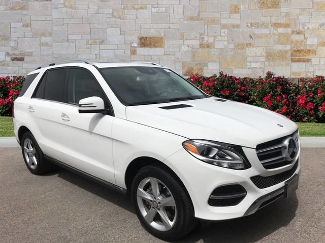 Certified Pre Owned 2017 Mercedes Benz Gle 350 Premium