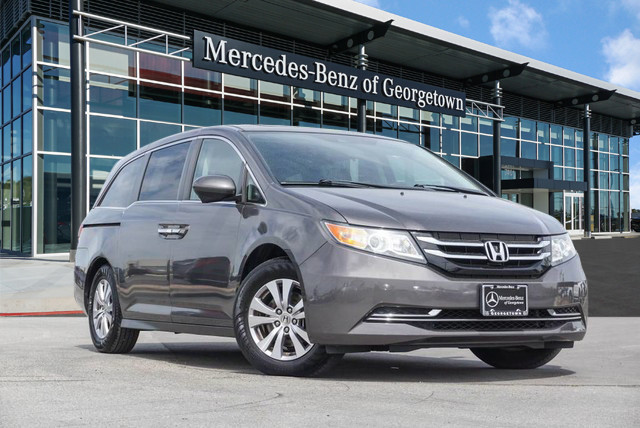 Pre-Owned 2014 Honda Odyssey EX-L DVD Moon
