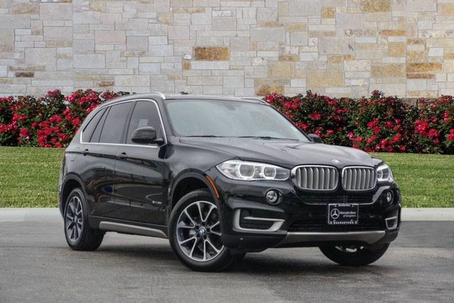 Pre-Owned 2018 BMW X5 sDrive35i Premium