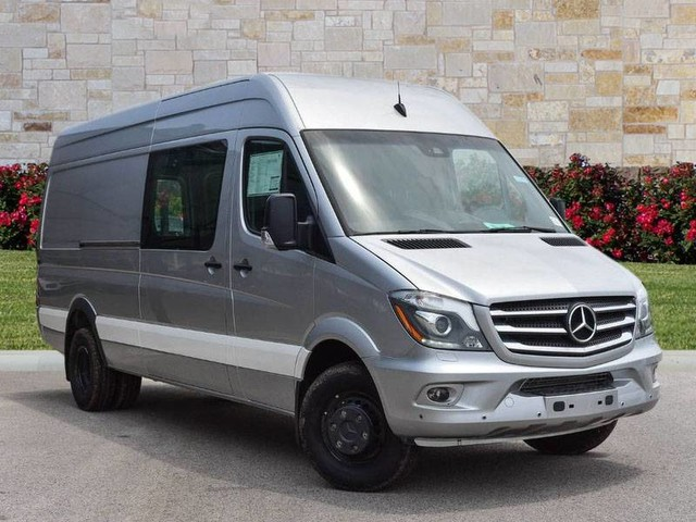 New 2017 Mercedes Benz Sprinter Cargo Van