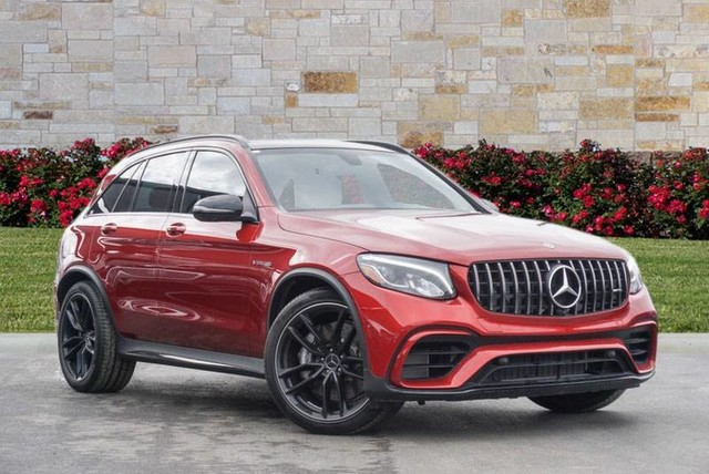 Mercedes Benz Suvs >> New 2019 Mercedes Benz Glc Amg Glc 63 Suv Suv In Georgetown