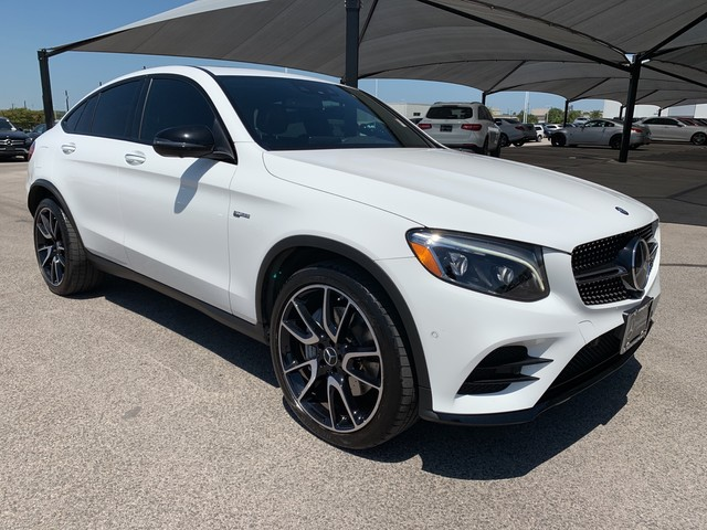 Pre-Owned 2017 Mercedes-Benz GLC AMG® GLC 43 4MATIC® Coupe