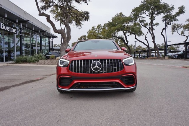 New 2020 Mercedes-Benz GLC AMG® GLC 63 S