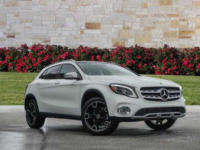 Certified Pre Owned 2019 Mercedes Benz Gla Gla 250 Suv In Georgetown