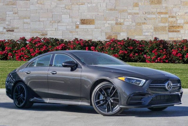 New 2019 Mercedes Benz Cls Amg 53 Coupe