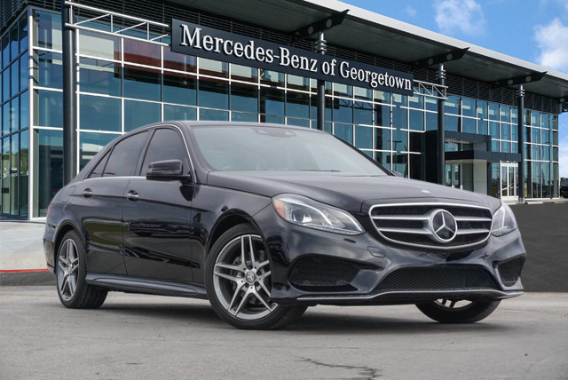 Certified Pre-Owned 2016 Mercedes-Benz E-Class 400