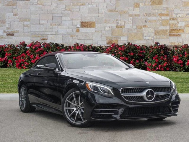 New 2019 Mercedes Benz S 560 With Navigation In Stock
