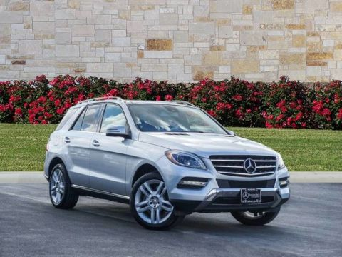 Certified Pre-Owned 2013 Mercedes-Benz M-Class ML 350