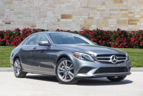 Mercedes-Benz C-Class Sedans in Georgetown, TX | Mercedes-Benz of