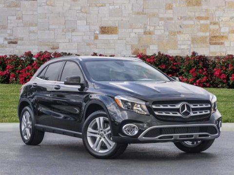 New Mercedes Benz Gla In Georgetown Mercedes Benz Of